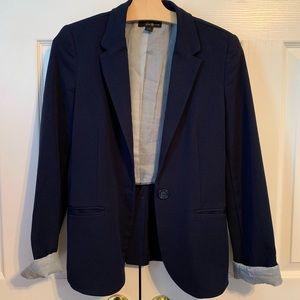 Forever 21 Navy Blue Blazer